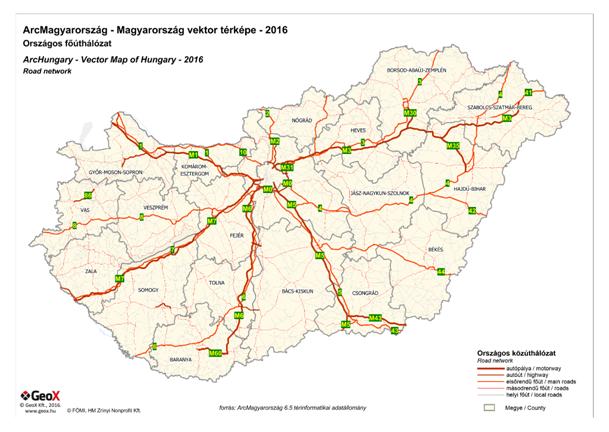 Országos főúthálózat